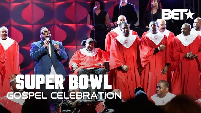 Hezekiah Walker & Super Bowl Gospel NFL Players Choir