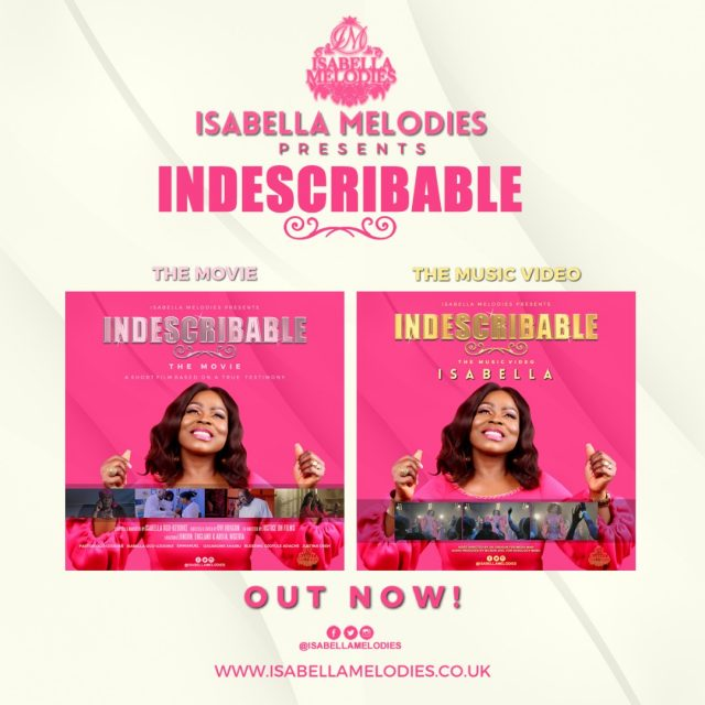 Indescribable By Isabella Melodies