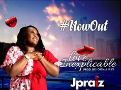 JPraiz - Love Inexplicable (NOW OUT)