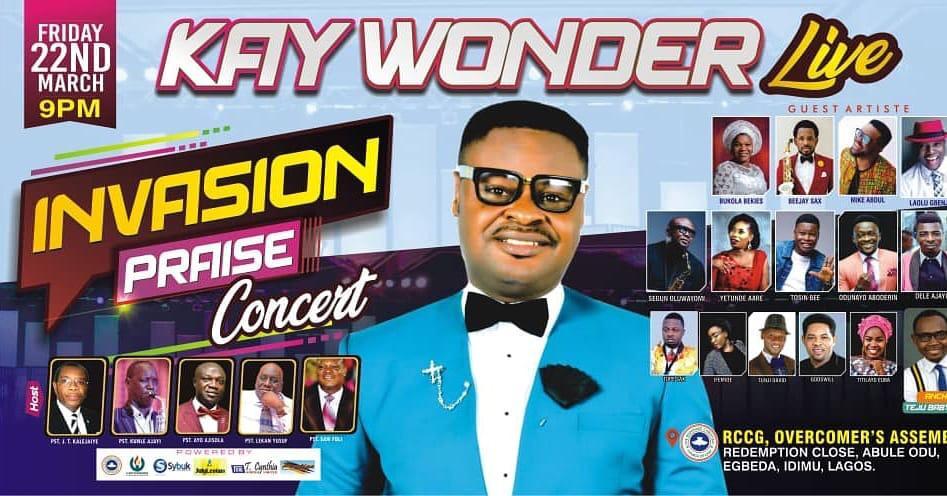 Kay Wonder Live Concert 2019