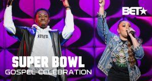 Koryn Hawthorne Lecrae Super Bowl Gospel 2019