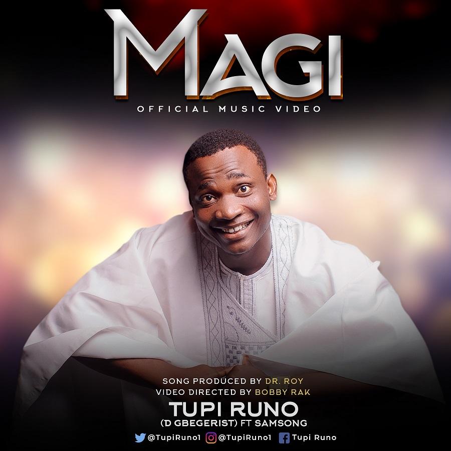 Magi - Tupi Runo Feat. Samsong