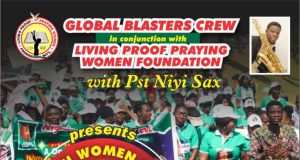 Nigerian Women Cry Out - Vision 120 Trumpeters