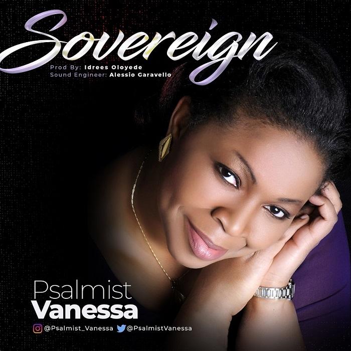 Psalmist Vanessa - Sovereign