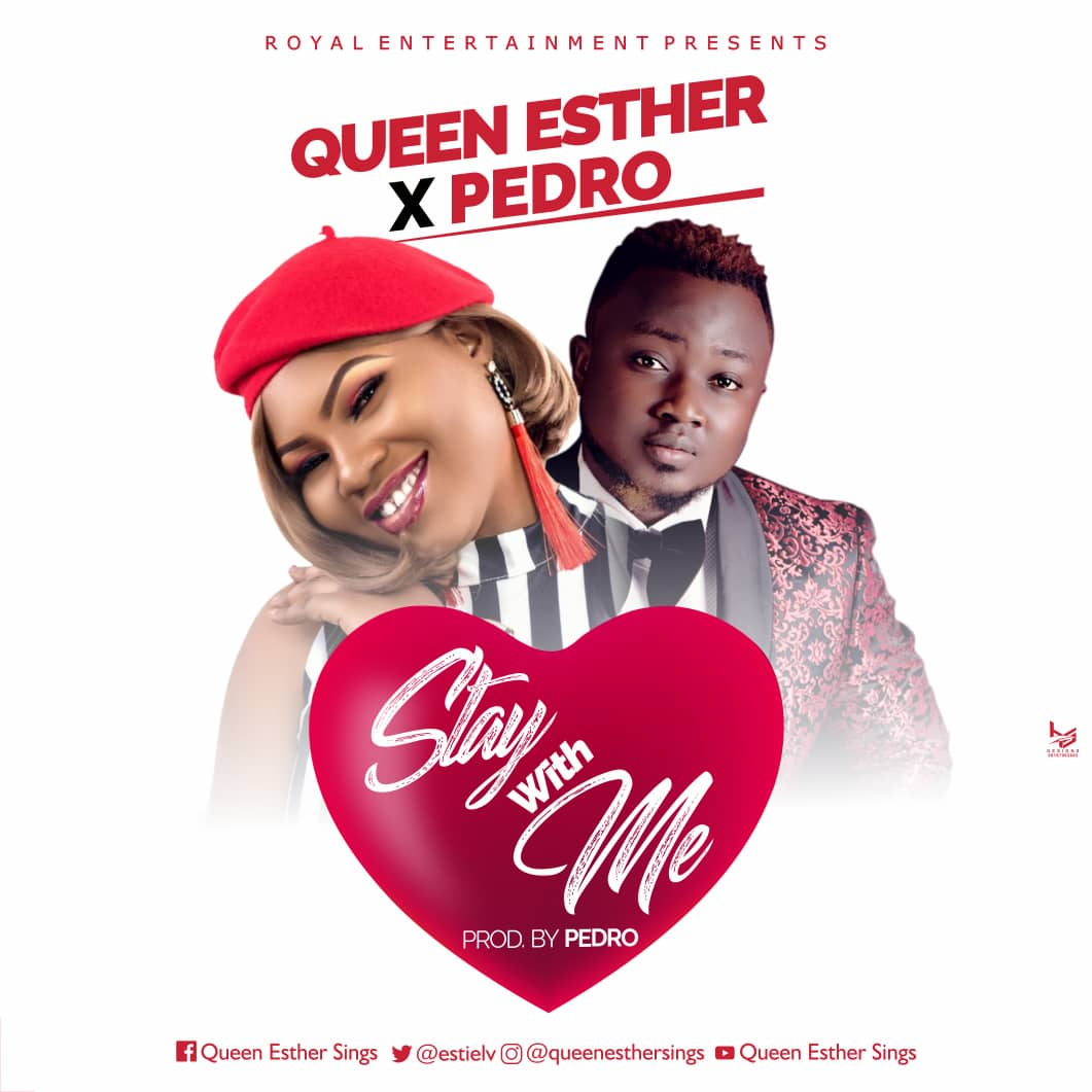 Queen Esther - Stay with Me ft. Pedro