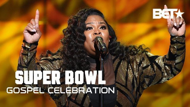 Tasha Cobbs Leonard Super Bowl Gospel 2019