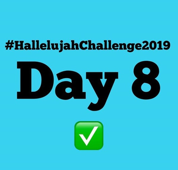 Watch Live Video - Day 8 Hallelujah Challenge 2019 By Nathaniel Bassey