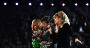 Yolanda Adams, Andra Day & Fantasia accolade Aretha Franklin at 2019 Grammy Awards