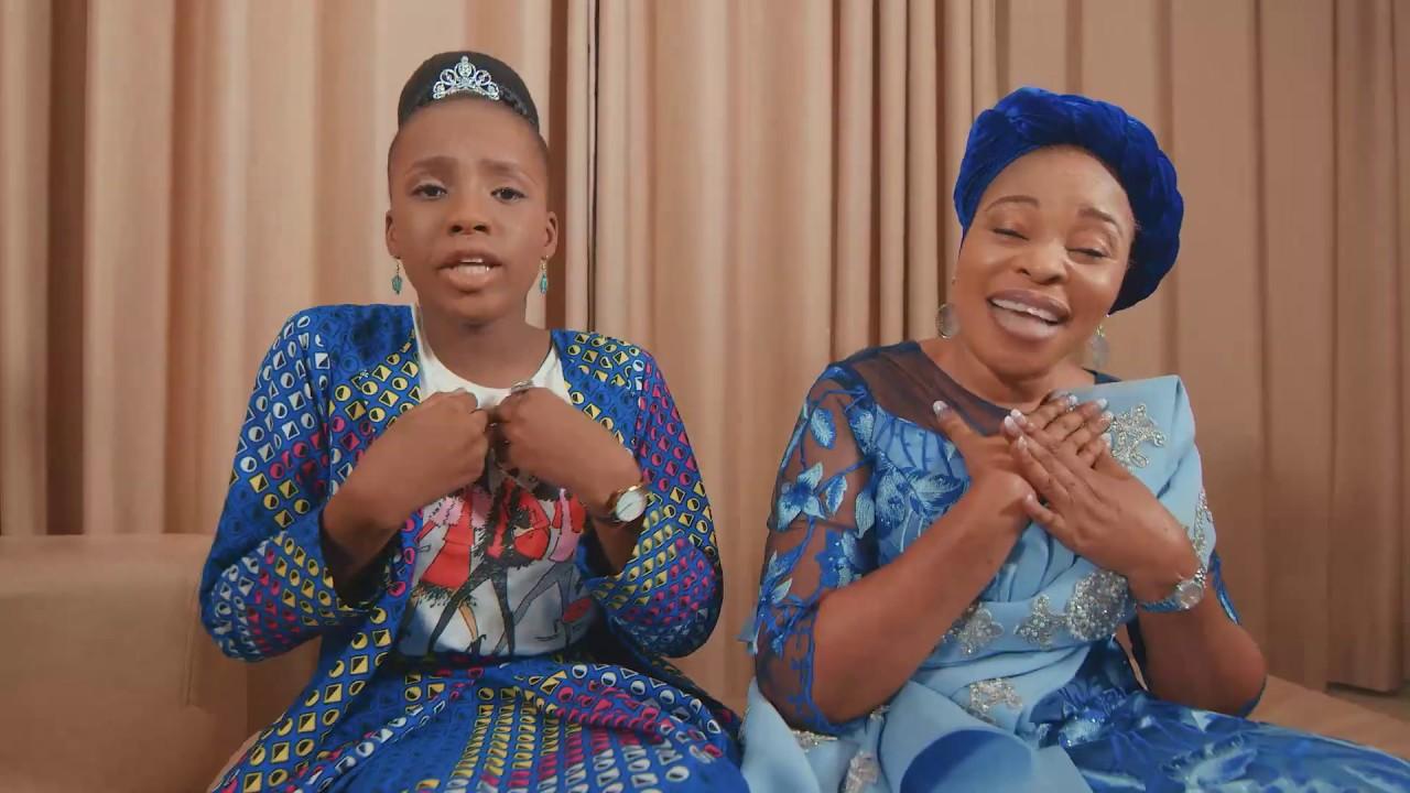 AGBARA NLA by Tope Alabi and Iseoluwa