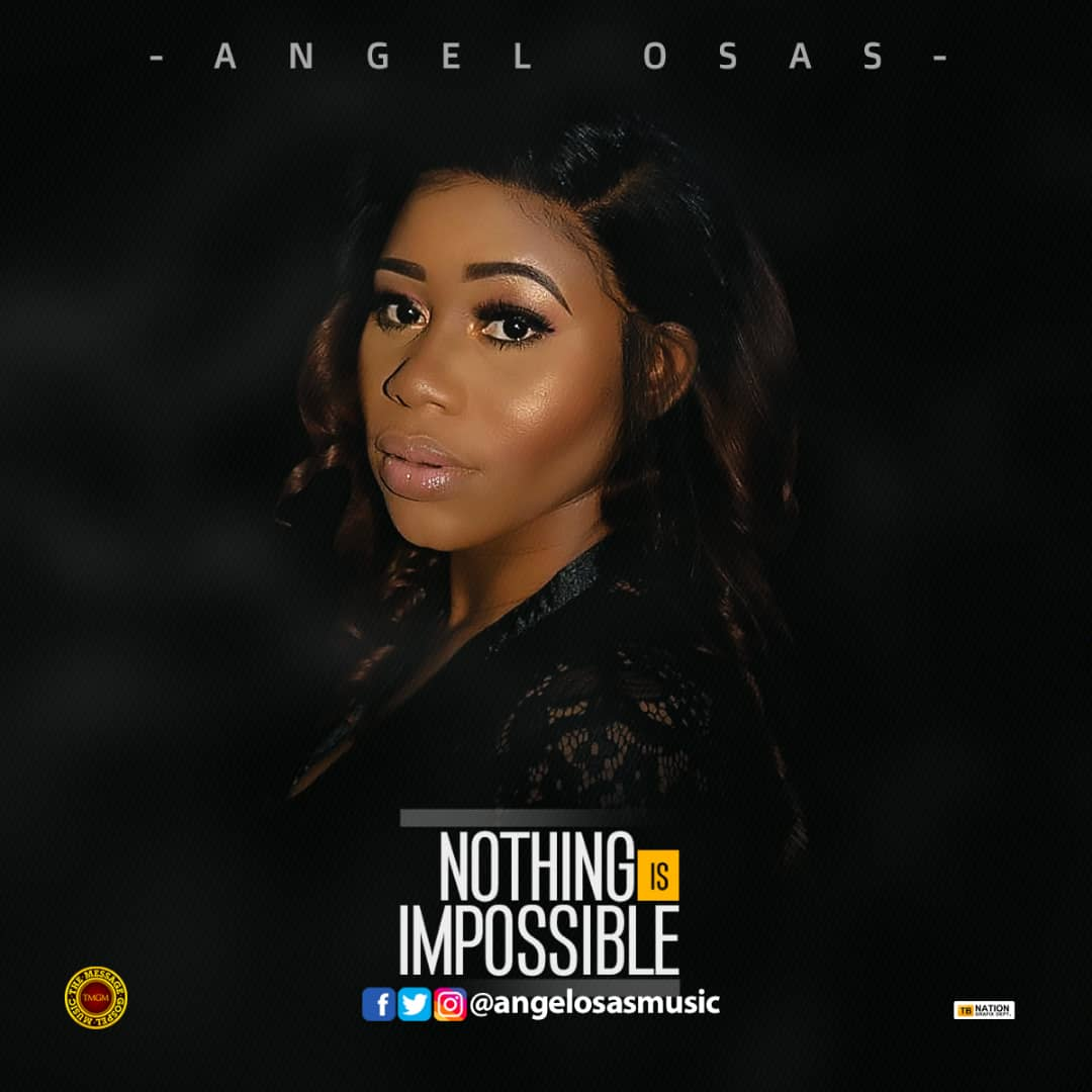 Angel Osas - Nothing Is Impossible