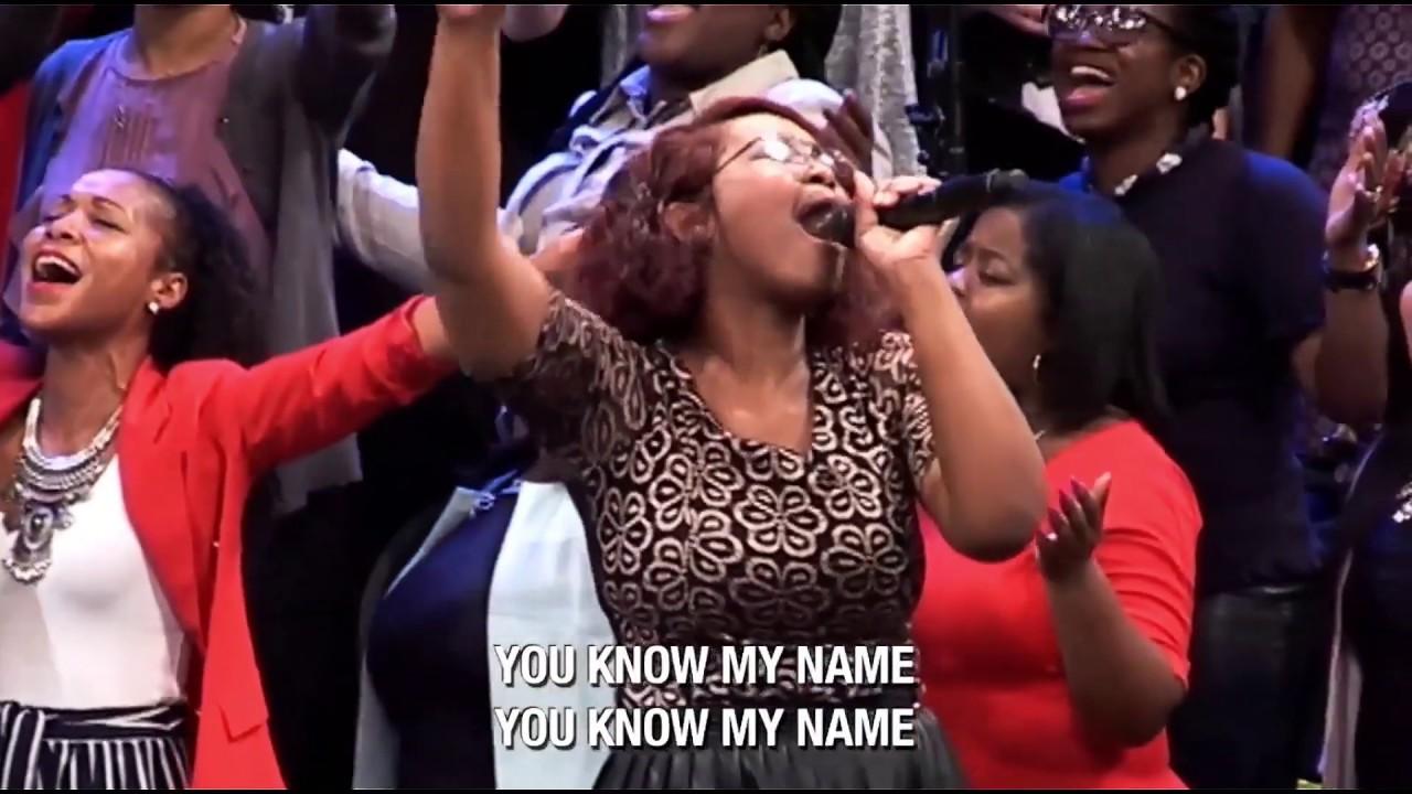 Brooklyn Tabernacle Choir - You Know My Name