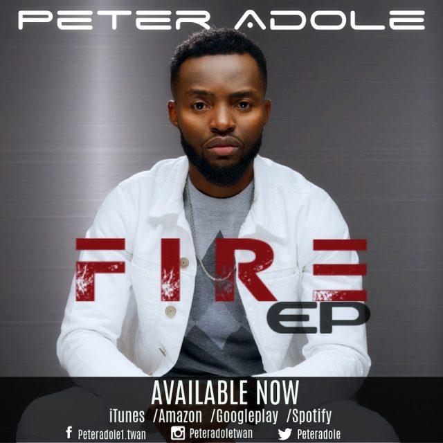 Fire (EP Album) Peter Adole