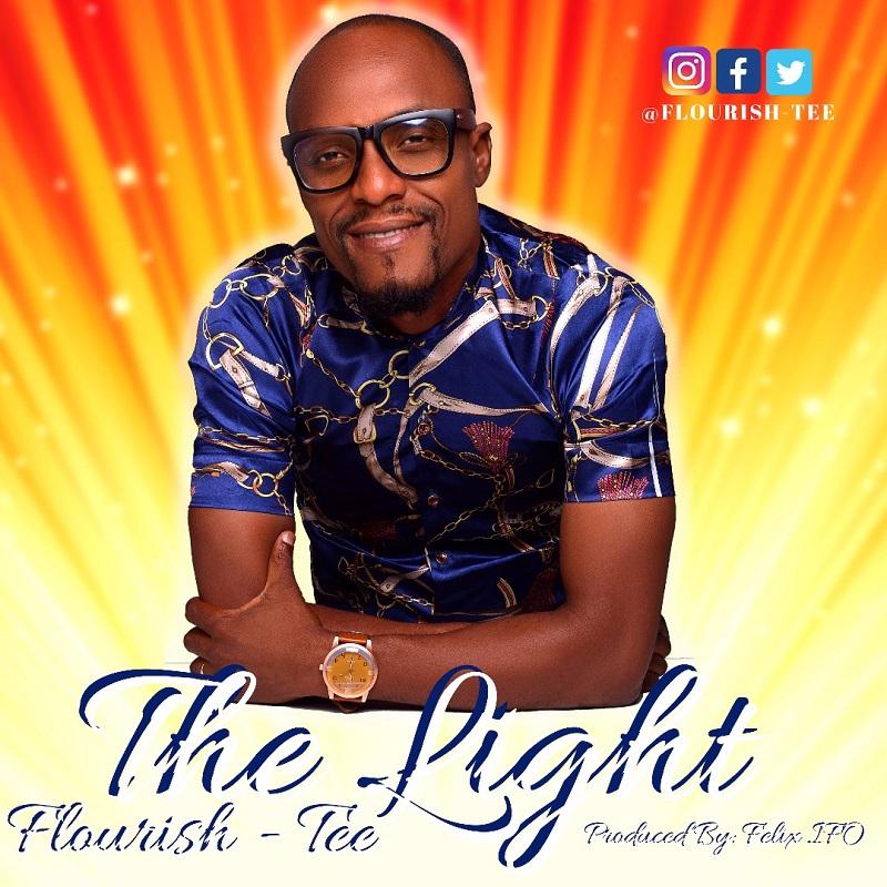 Flourish Tee - The Light