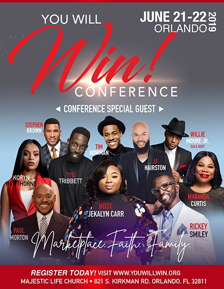 Jekalyn Carr Special Guests