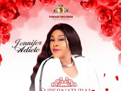Jennifer Adiele (Album) Supernatural Flow