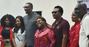 Mercy Chinwo, Judikay, EeZee Tee Receive Dr Tony Rapu & Sammie Okposo