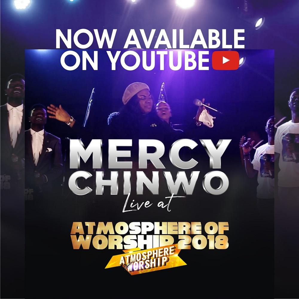 Mercy Chinwo Praise Medley
