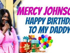 Mercy Johnson to Apostle Suleman - Happy Birthday Daddy