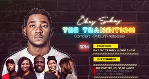 Okey Sokay Live In Concert (The Transition) Debut Album