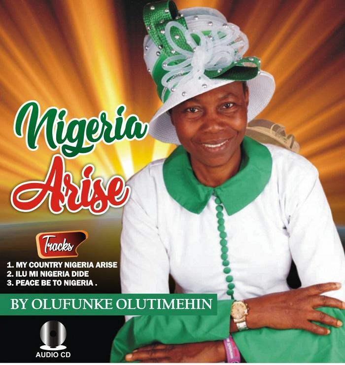 Olufunke Olutimehin - Peace Be To Nigeria