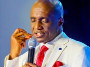 Pastor David Ibiyeomie Prophetic Prayer