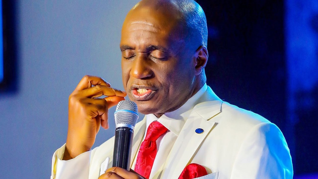 Pastor David Ibiyeomie Prophetic Prayer