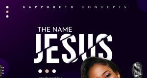 Rose Japii - The Name of Jesus