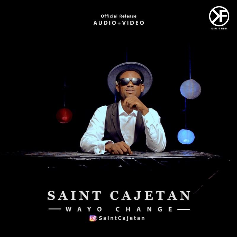 Saint Cajetan - Wayo Change