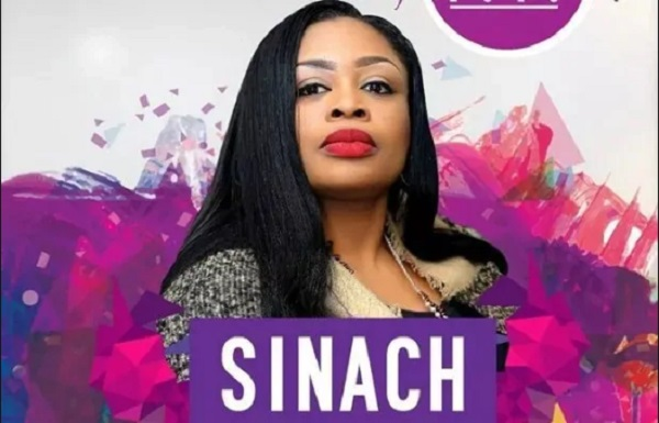 Sinach - In Awe