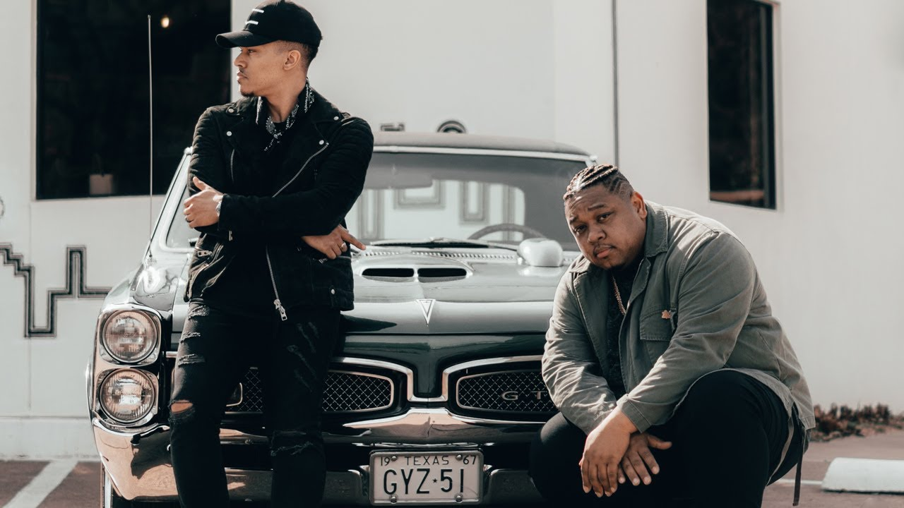 Tedashii - God Flex feat. Trip Lee
