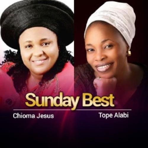 Chioma Jesus and Tope Alabi (Diamond Sound Praise)
