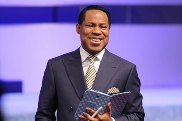 pastor chris oyakhilome - Rhapsody of Realities