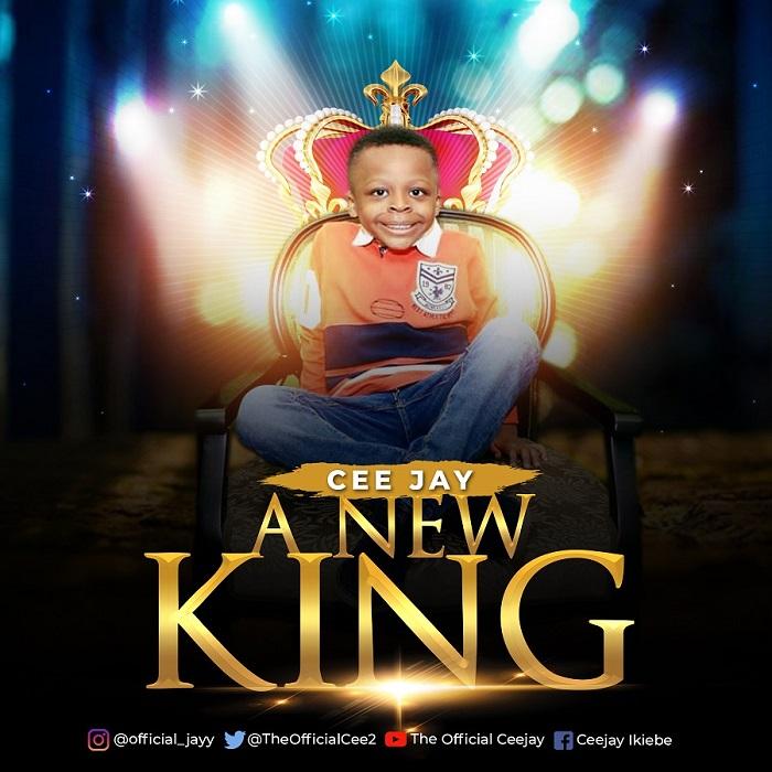 A New King - Ceejay