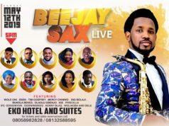 Beejay Sax Live 2019 Concert