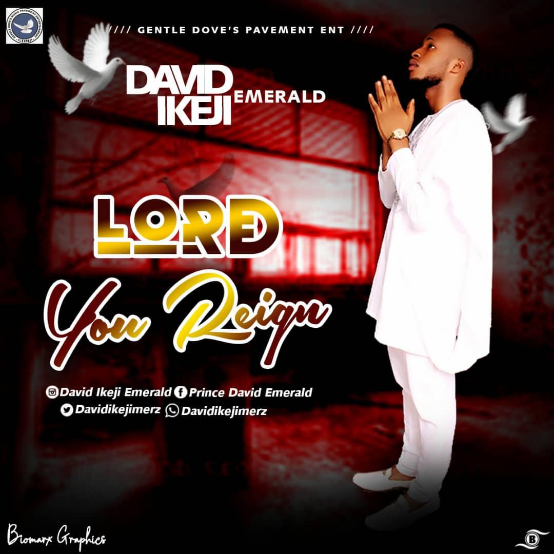 David Emerald Ikeji - Lord You Reign