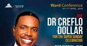 Dr Creflo Dollar (Super Sunday Celebration) House on the Rock