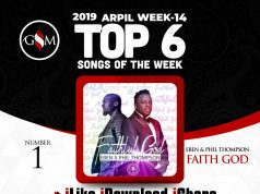 Eben - Faithful God ft. Phil Thompson (Top 6 Gospel Songs of The Week 14 April 2019)