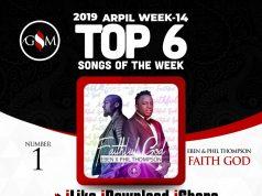 Eben - Faithful God ft. Phil Thompson (Top 6 Gospel Songs of The Week 14 April 2019)