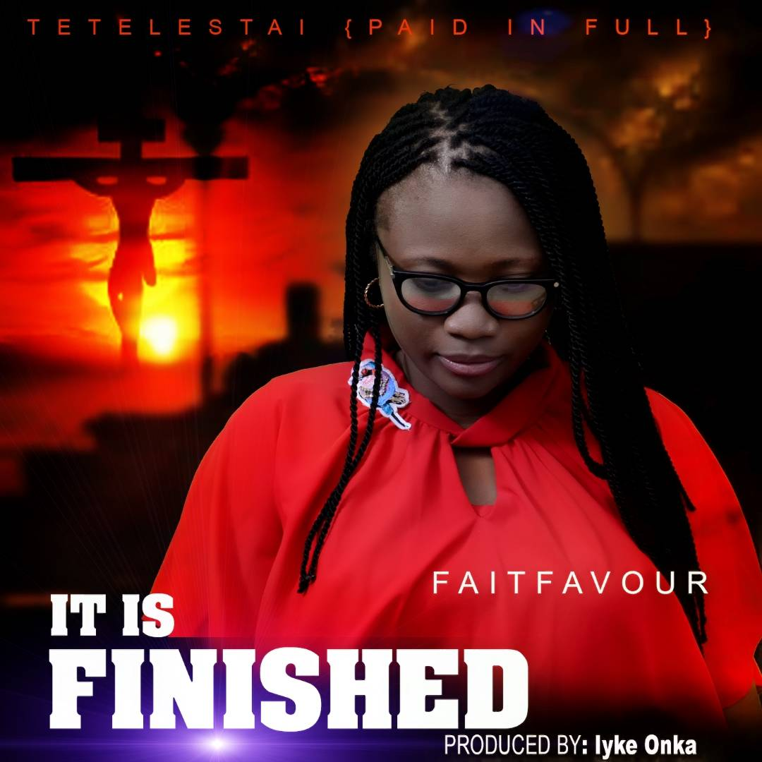 Faitfavour - It Is Finished