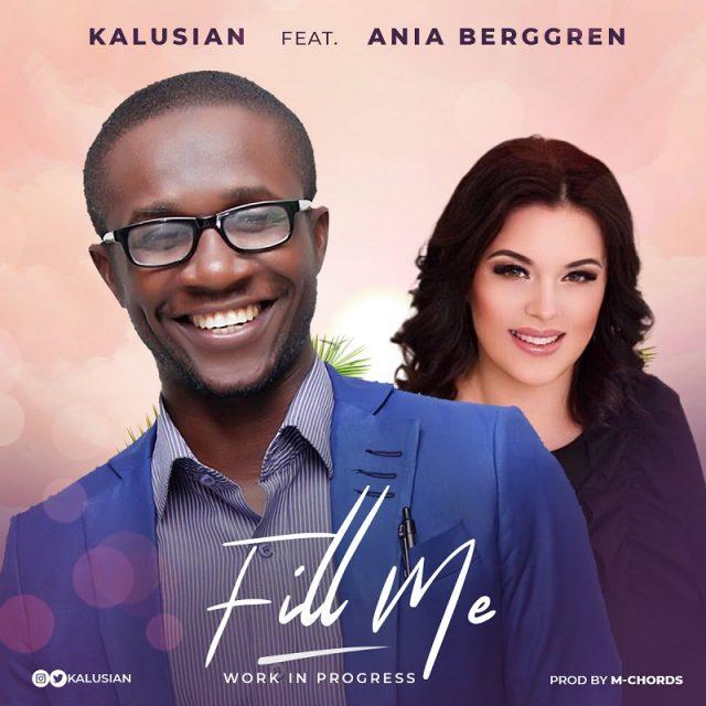 Kalusian - Fill Me ft. Ania Berggren