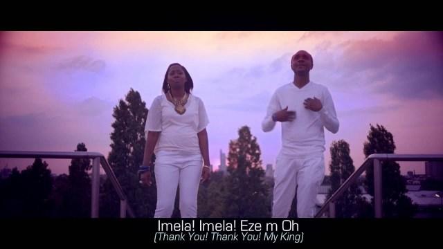Nathaniel Bassey feat. Enitan Adaba -Imela