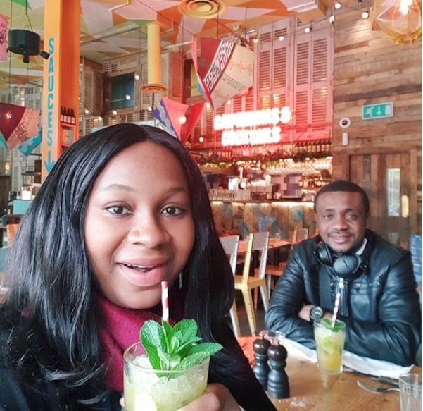 Nathaniel Bassey & his wife