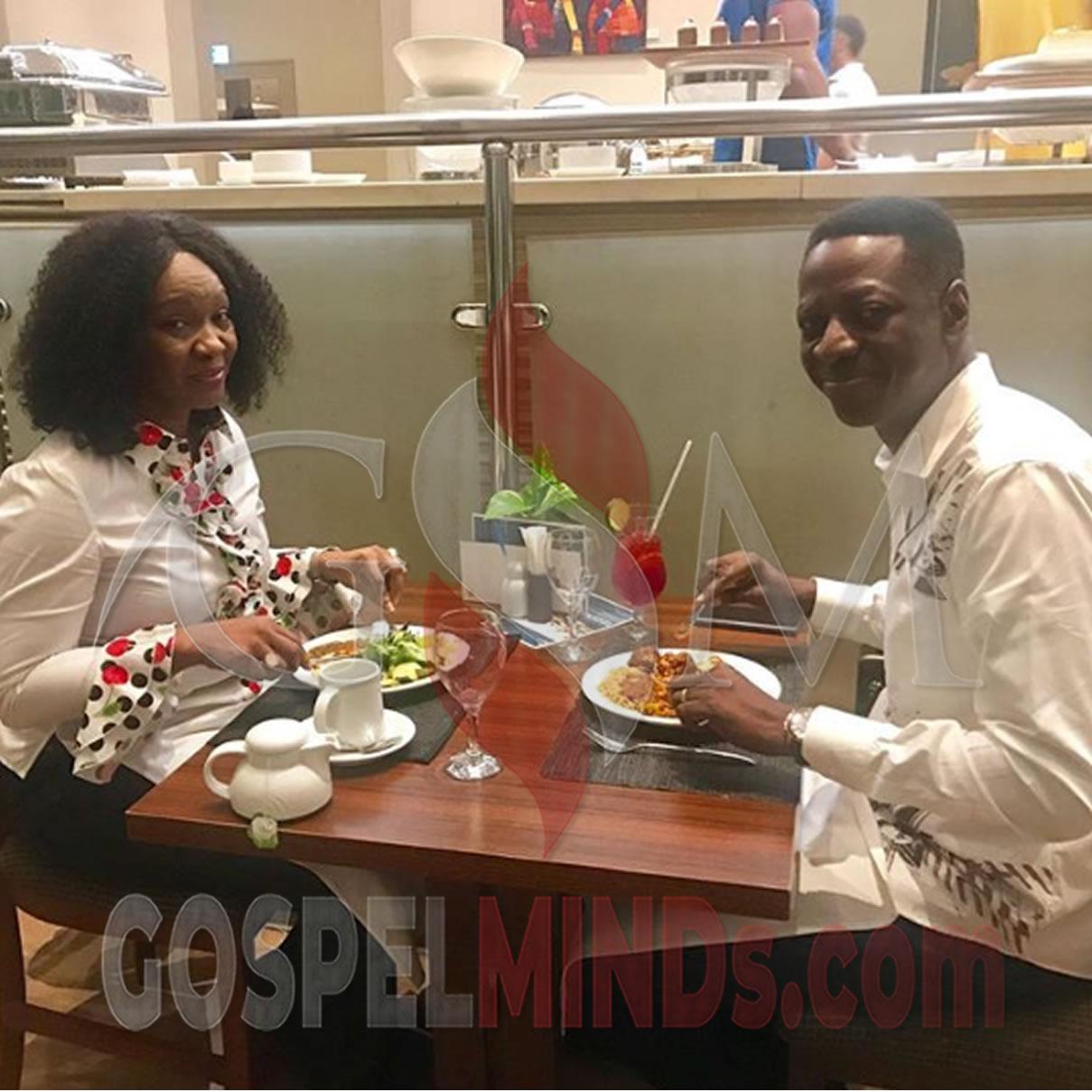 Pastor Sam and Nike Adeyemi