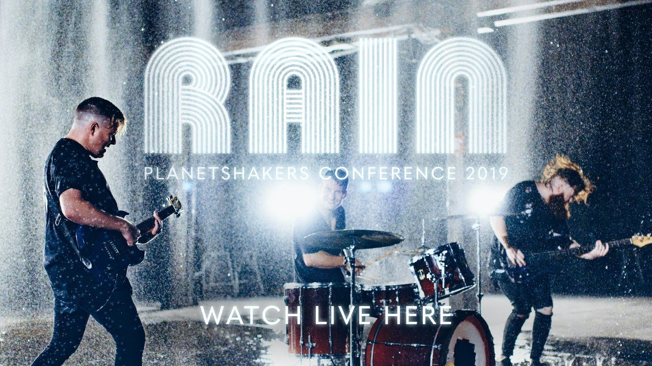 Planetshakers Conference Melbourne 2019