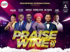 Praise Wine International Concert 2019
