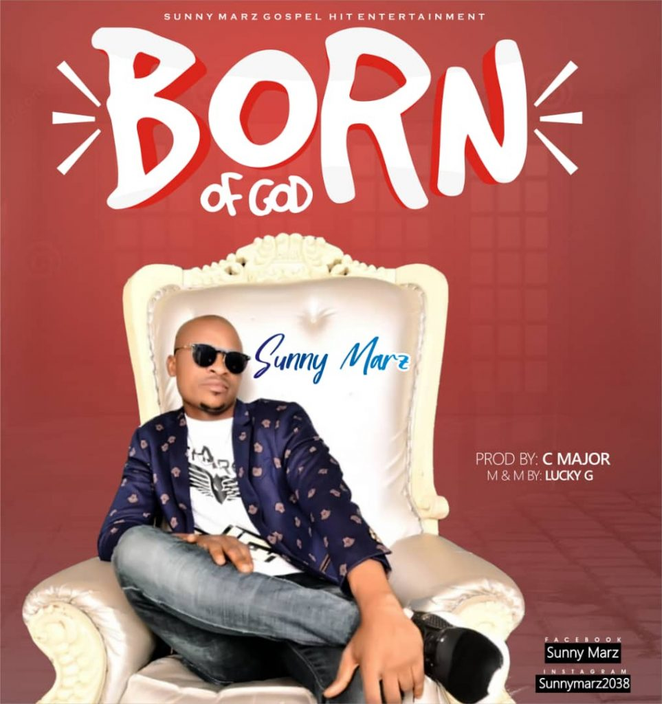 Sunny Marz - Born of God