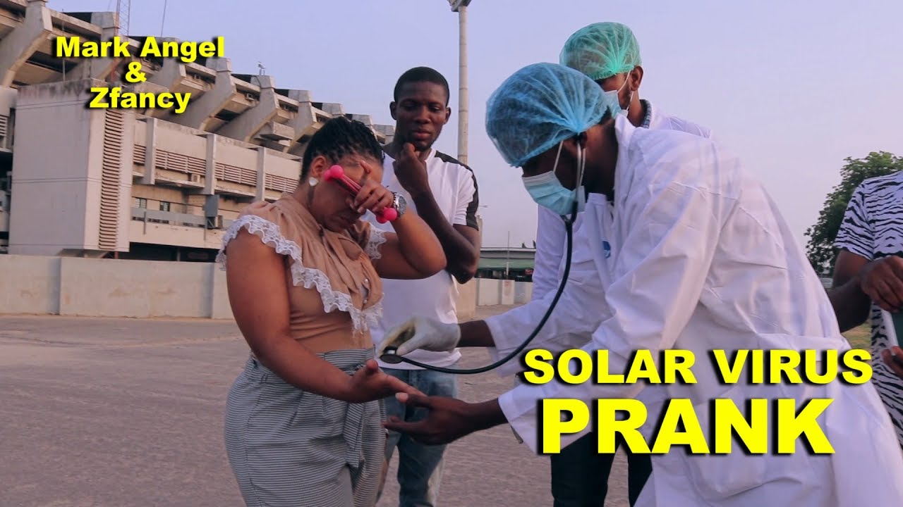 Video Solar Virus Prank With Mark Angel And Zfancy