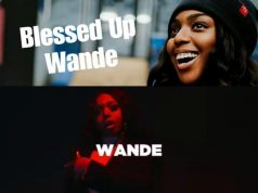 Wande - Blessed Up