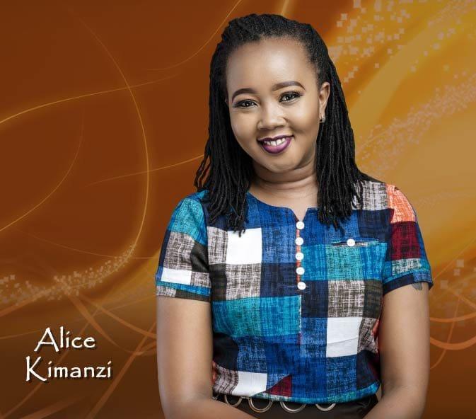 Alice Kimanzi - Surrender