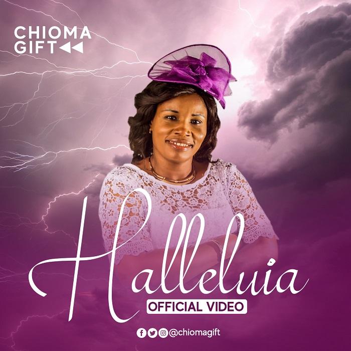 Chioma Gift - Halleluia